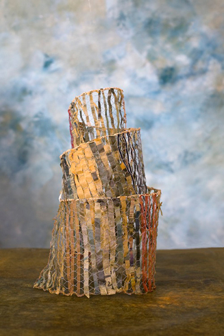 Tour de Babeln élément de décor