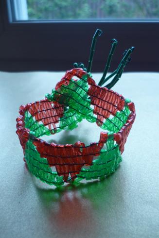 Bracelet Livia (scoubidou)