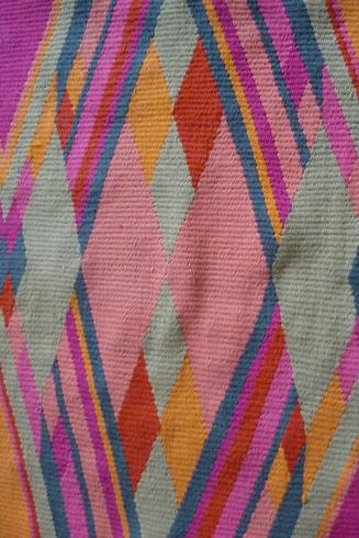 detail du tapis Kilim